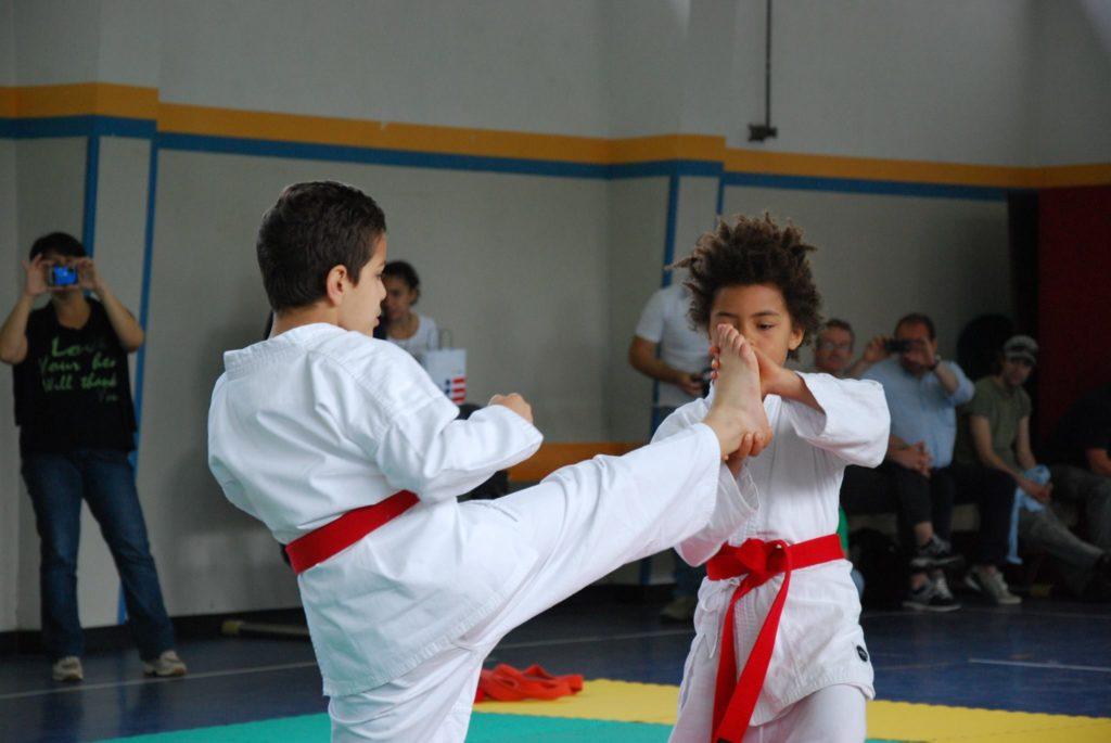 jujitsu corso bambini