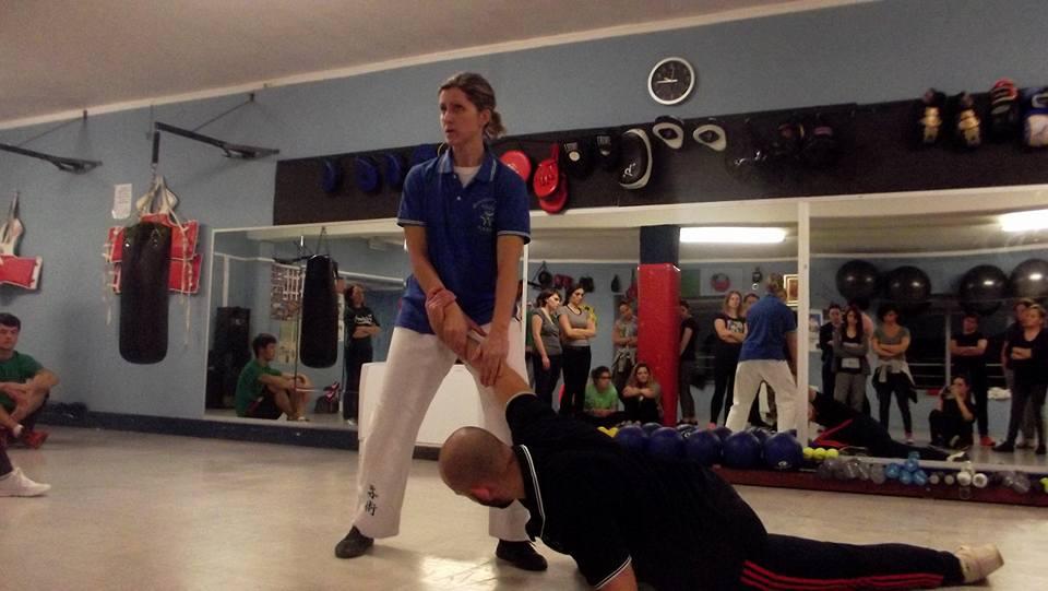 difesa femminile autodifesa jujitsu